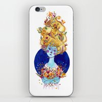 The Cold Winter iPhone & iPod Skin