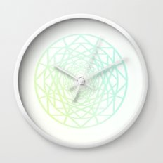Dare to Adventure yourself Wall Clock