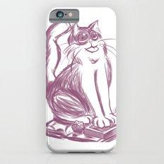 Geek Cat  iPhone 6s Slim Case