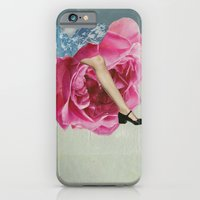 Rose Legs iPhone 6 Slim Case