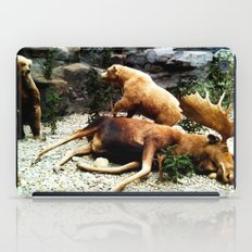 Grizzly Fight iPad Case