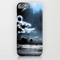 painted beach iPhone 6 Slim Case