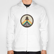 For the Love of the Forest Hoody