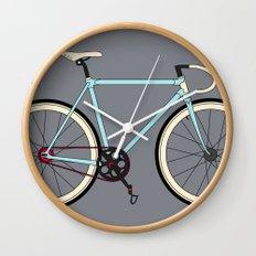 Classic Road Bike Wall Clock