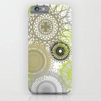 Modern Spiro Art #6 iPhone 6 Slim Case