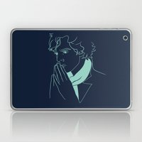 sherlock h Laptop & iPad Skin