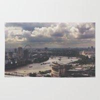 London Above Rug