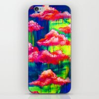 Candy Clouds iPhone & iPod Skin