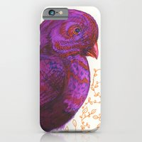 iPhone & iPod Case featuring Dollar Store Dove by fluffco
