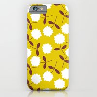 iPhone & iPod Case featuring Daisy Mustard by Katy Holmes Illustration