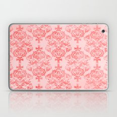 Damask Watercolor Pattern Laptop & iPad Skin