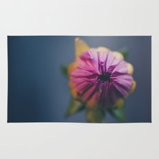 Ready to Bloom, in color Rug