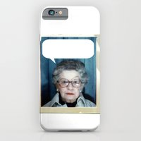 Grandmother Said... iPhone 6 Slim Case