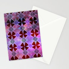 Bohemian Night Sky -Purple Stationery Cards