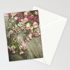 She Had a Spirit That Was Wild and Free Stationery Cards
