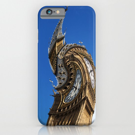 Big Ben Abstract iPhone & iPod Case