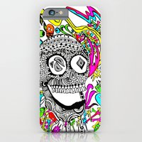 The Candy Skull iPhone 6 Slim Case