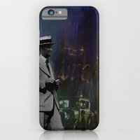 iPhone & iPod Case featuring Death Of Detroit - Ford by mcmerriweather