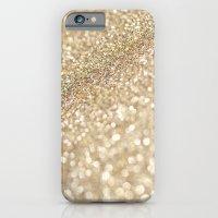 golden glow iPhone 6 Slim Case