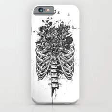 New life (b&w) iPhone 6s Slim Case