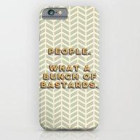 Bastards iPhone 6 Slim Case
