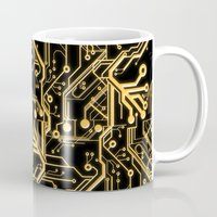 Techno Organic  Mug