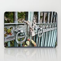 Locked iPad Case