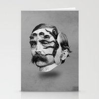 The Amazing Man-Spider Stationery Cards