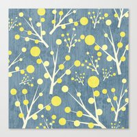Classical Spring 2 Canvas Print