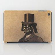 Lord Vadersworth iPad Case