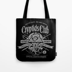 Cryptids Club Tote Bag