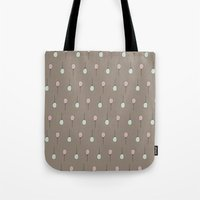 Balloons On Taupe Tote Bag