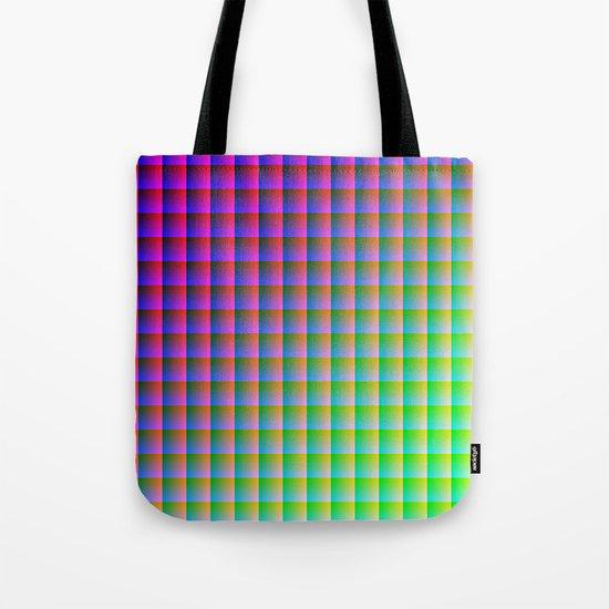 RGB Tote Bag