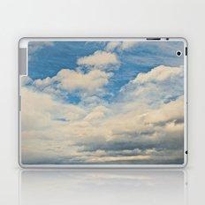Clouds in the Sky Laptop & iPad Skin