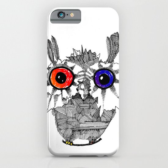Small Owl iPhone & iPod Case