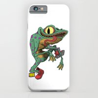 iPhone & iPod Case featuring Perequeca by Marcelo O. Maffei
