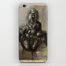 Pieta iPhone & iPod Skin