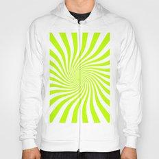 Swirl (Lime/White) Hoody