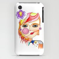 iPhone 3Gs & iPhone 3G Cases featuring cassoesque by Jecca All