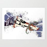 Viper Mark II Art Print