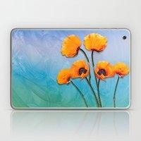 Oriental Poppies  Laptop & iPad Skin