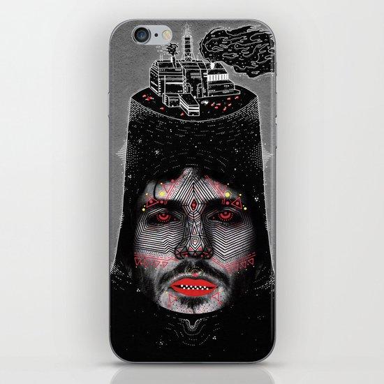 Un Natural Disaster iPhone & iPod Skin