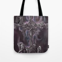 Shadow Gate Tote Bag