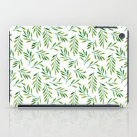 Willow -Green iPad Case