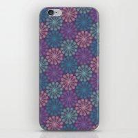 PAISLEYSCOPE peacock iPhone & iPod Skin