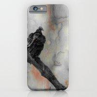 Perched Vulture iPhone 6 Slim Case