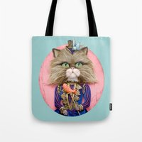 Rich Pussy Tote Bag
