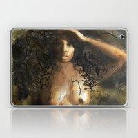 African Queen Laptop & iPad Skin