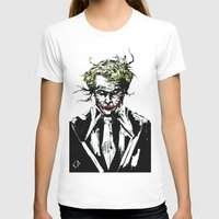 joker T-shirts featuring Joker. by CJ Draden