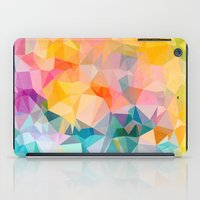 Polygons iPad Case